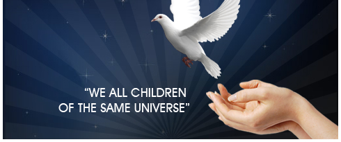 WE ALL CHILDREN OF THE SAME UNIVERSE