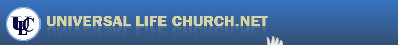 UNIVERSAL LIFE CHURCH.NET